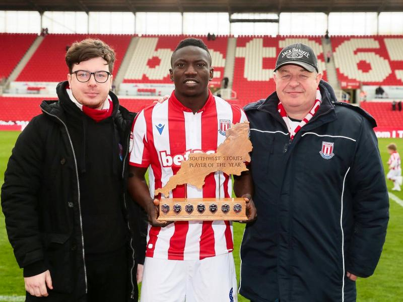 Super Eagles midfielder Etebo to resume at Stoke next week