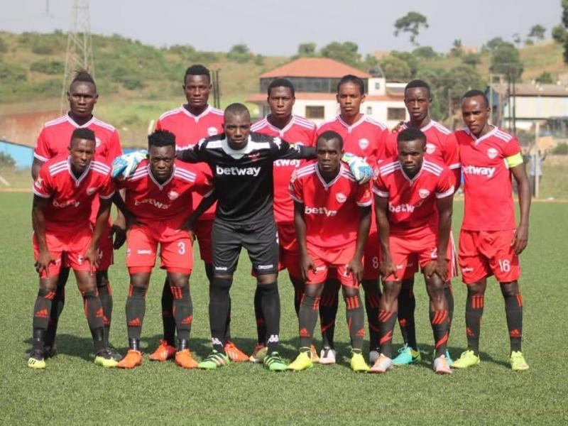 Uganda Cup: Simo coy on Express' ambitions after ejecting Police