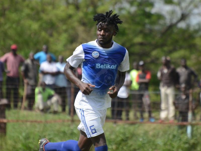 Sofapaka defender looking to repay coach Baraza's faith