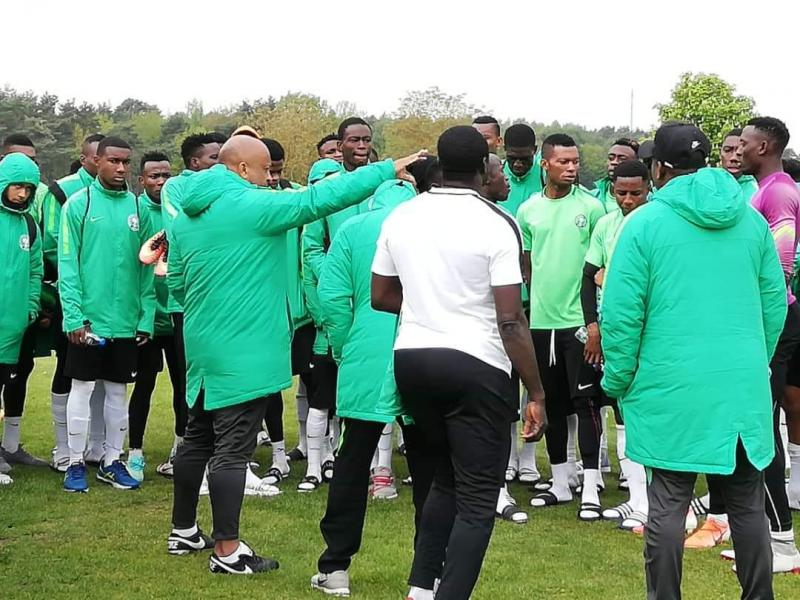 All Africa Games: Flying Eagles qualify for semi finals