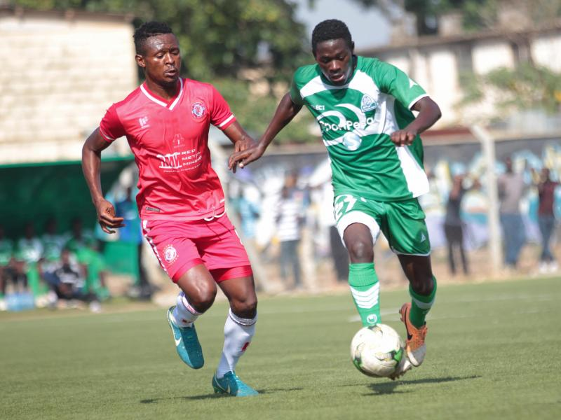 WATCH: Lawrence Juma's winner against Bandari to clinch Super Cup