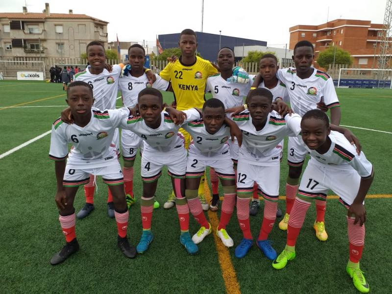 Kenya U15 to start CECAFA campaign against Somalia