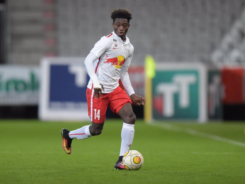 Ghanaian youngster set to join Barcelona B on loan
