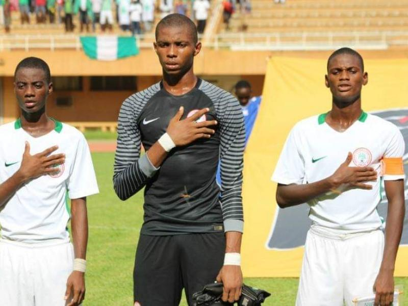 U17 AFCON: Golden Eaglets countenance Brazil 2019 ticket