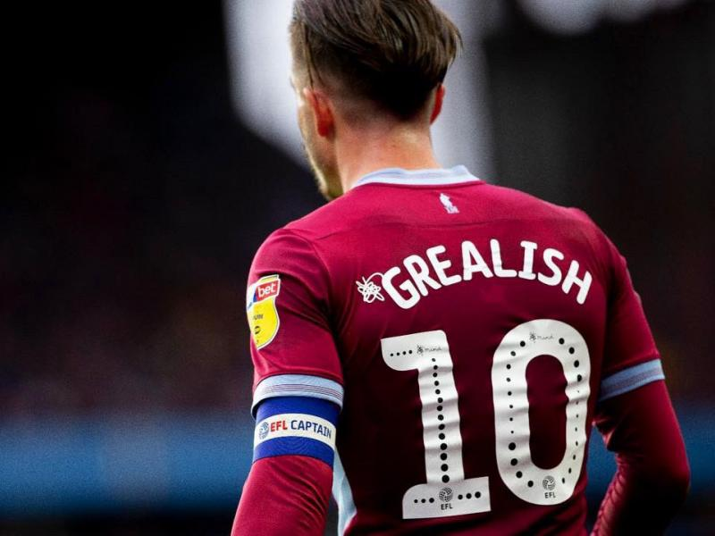 Fan jailed for assault on Aston Villa's Jack Grealish