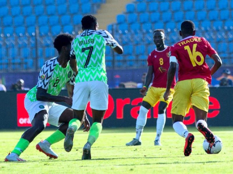 Nigeria 3 - 2 Cameroon - [AFCON] FT' LIVE