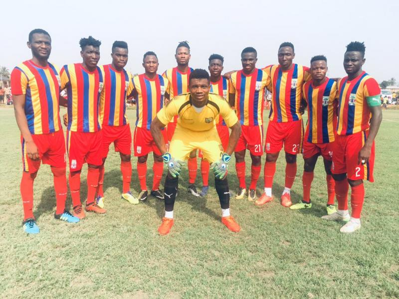 Day two fixtures of the Ghana Special Competition