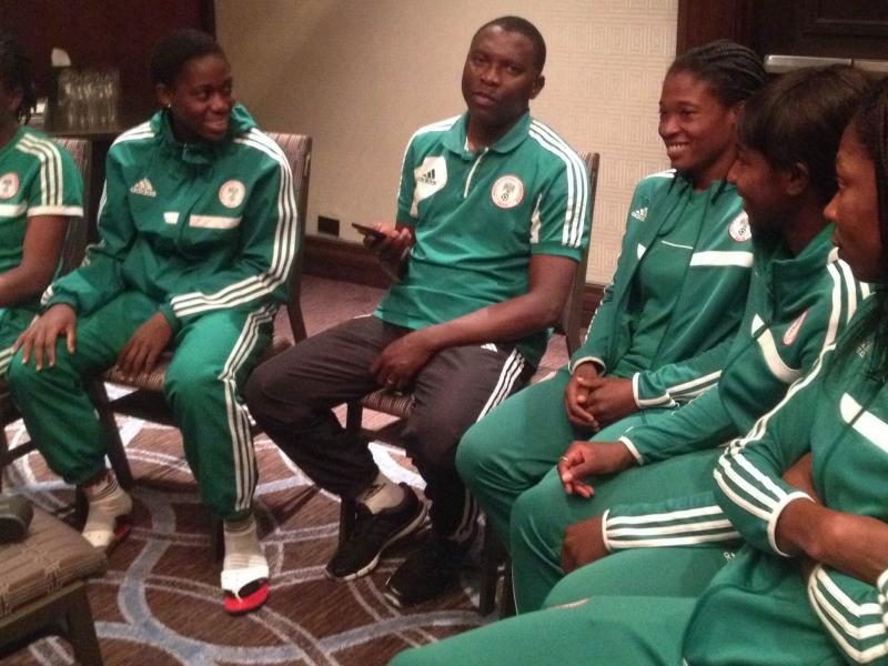 All Africa Games: Falconets fly to Morocco on Thursday