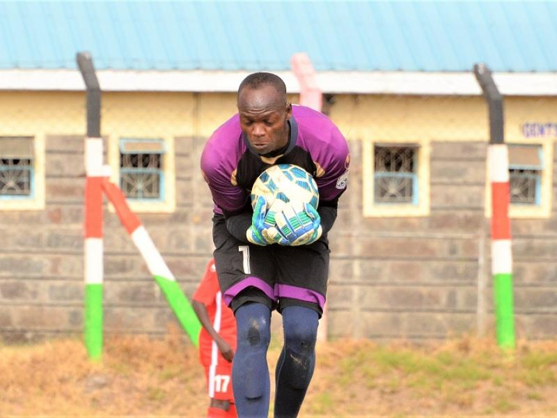 Confirmed: Ulinzi Stars goalkeeper out for a month