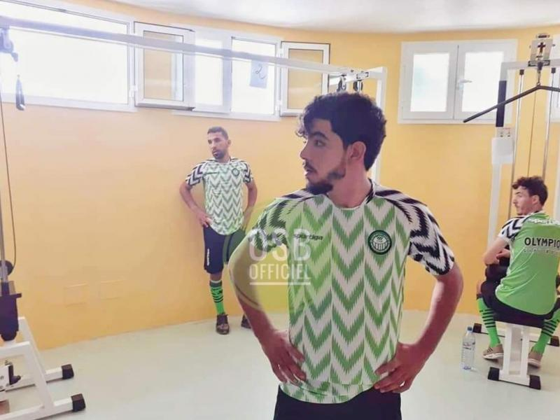 Tunisian club unveil Super Eagles jersey for new league season