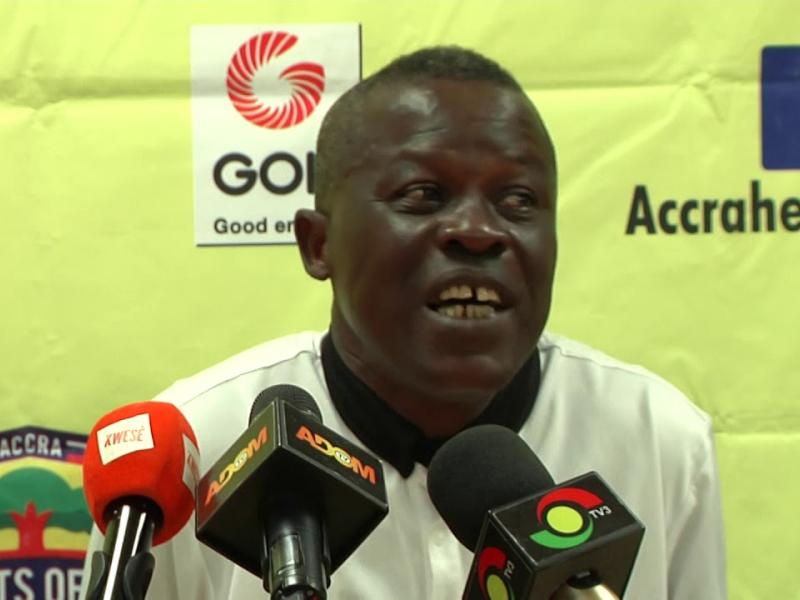 We'd even beat Kotoko in heaven says Karela coach