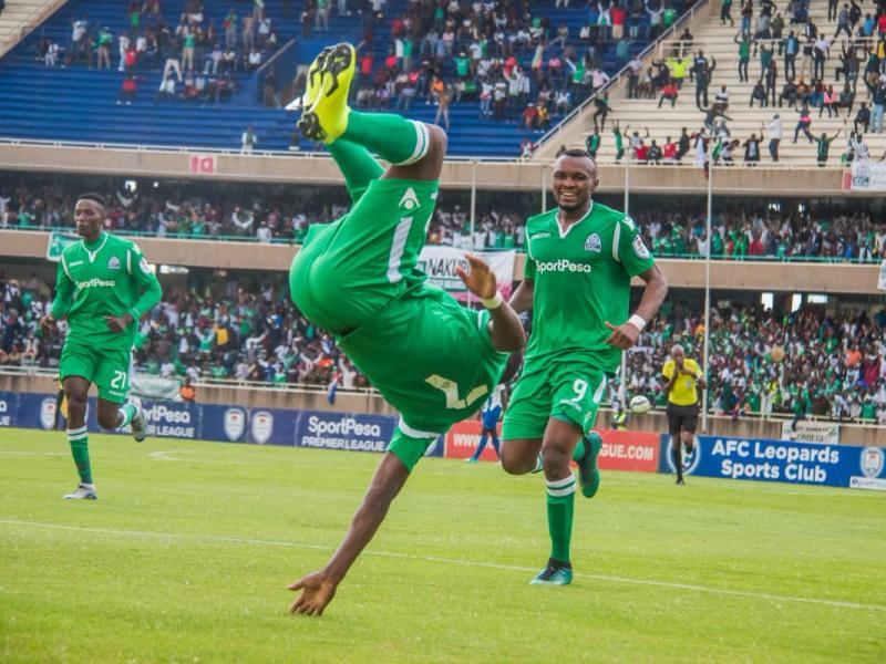 Tuyisenge to lead Gor Mahia attack against Vihiga