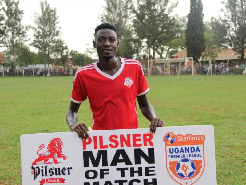 Uganda Premier League: Top performers from match day 23