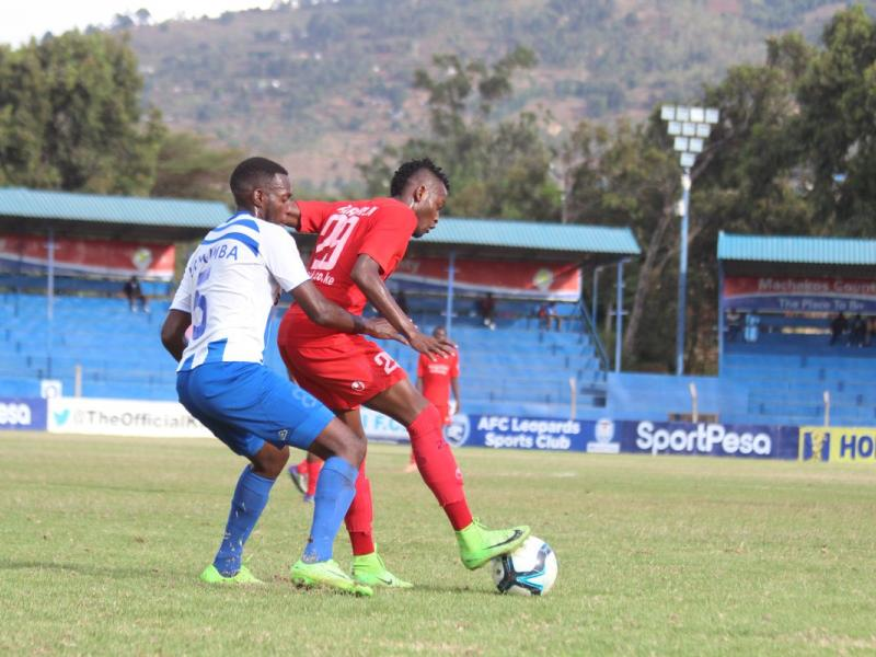 Isuza the hero as AFC Leopards claw Bandari
