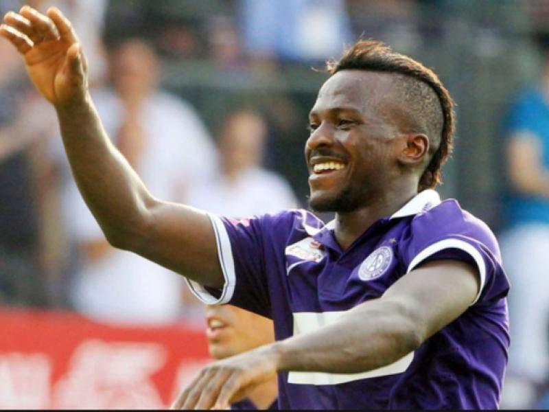 Nigerian striker Kayode joins Turkish club on loan