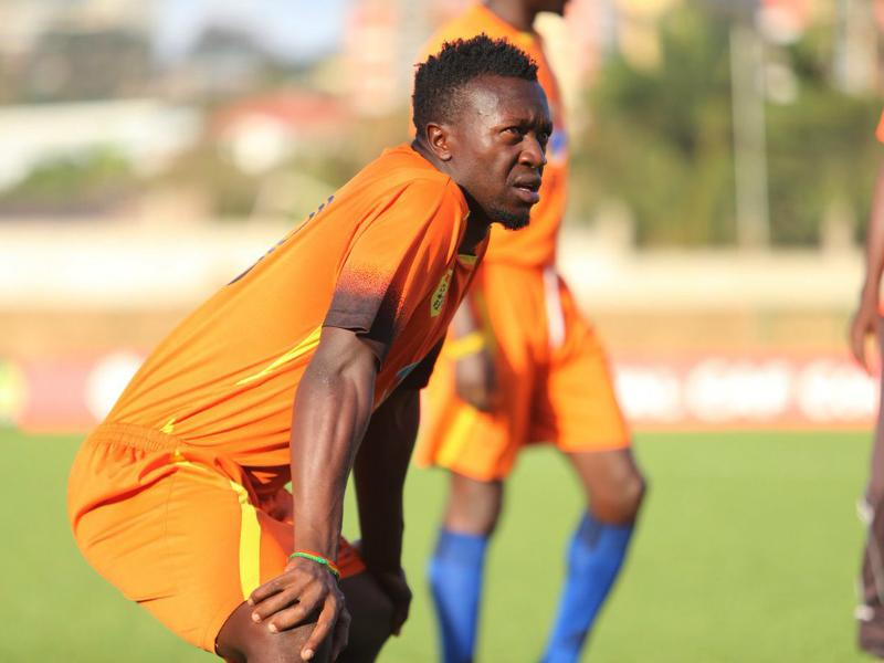 KCCA midfielder excited to return after long-time injury layoff