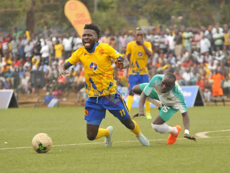 Byekwaso: Second round will be very hard for KCCA