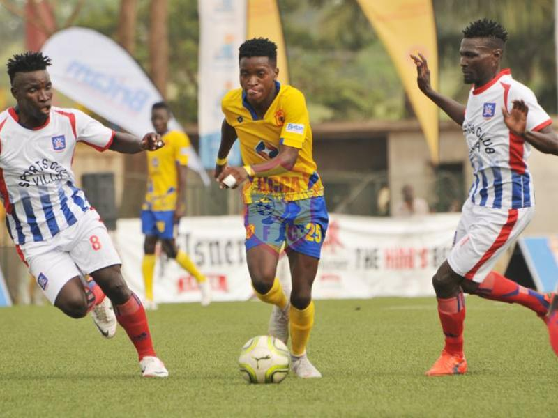 KCCA cage Villa Jogoos in thriller to reclaim three-point lead
