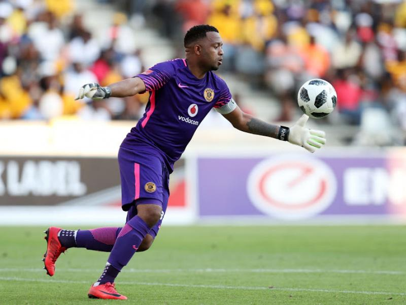 🇿🇦🟡 Kaizer Chiefs goalkeeper Khune rated third-best distributor in the world behind Ederson and Neuer