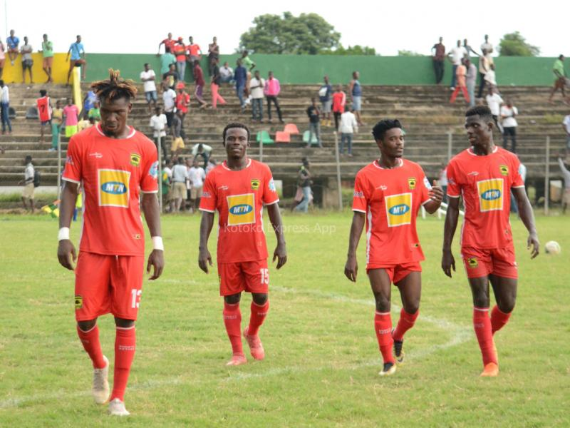Ghana FA refuse to plead with Kotoko