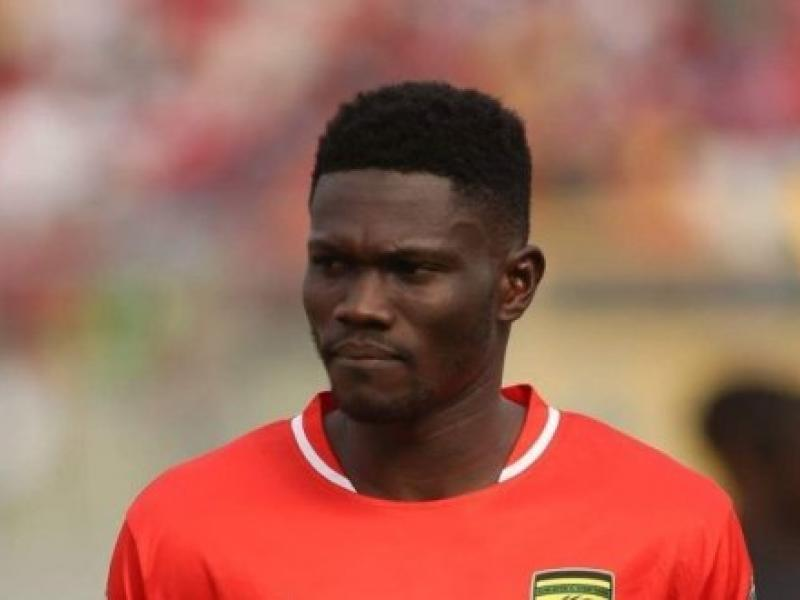Kwame Bonsu wants to emulate Harrison Afful at Esperance