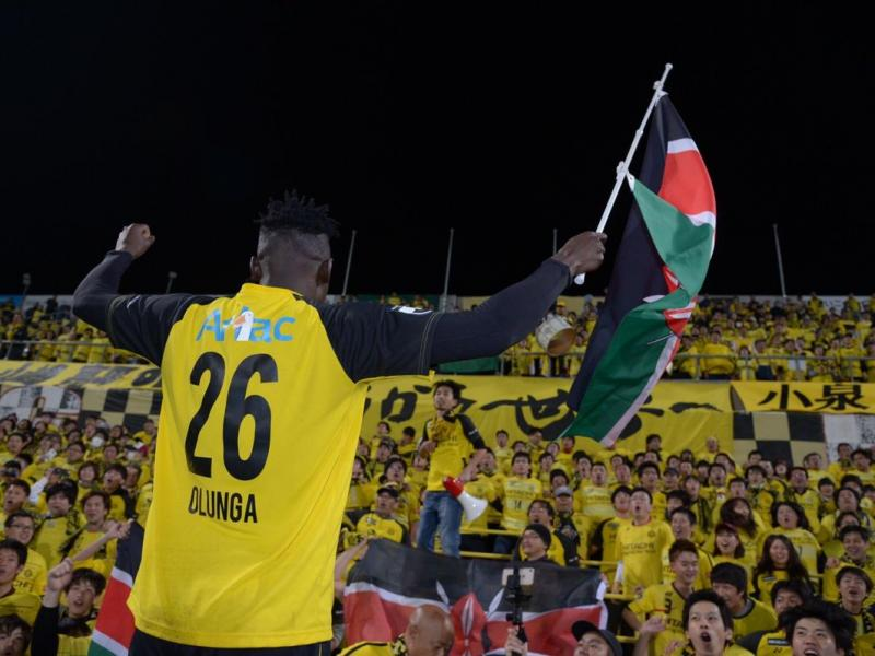 Michael Olunga 27 Goals in Japan: The opponents who suffered against the Kenyan this season