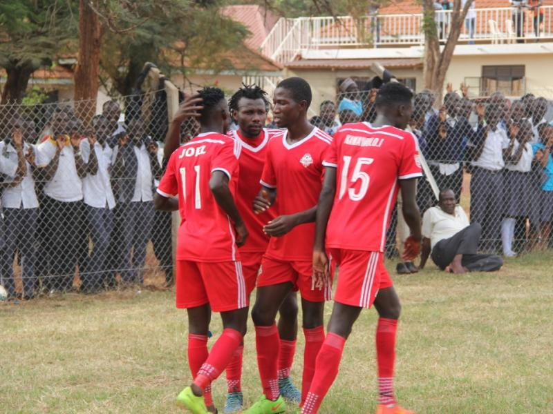 Police fail test at Jinja SS as Kikomeko earns first win