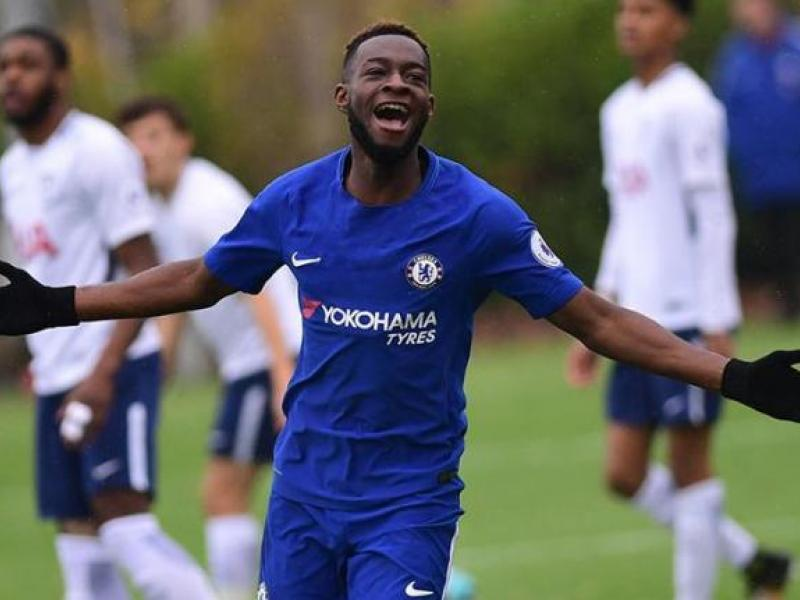 Fulham confirm the signing of Chelsea Academy star Martell Taylor-Crossdale
