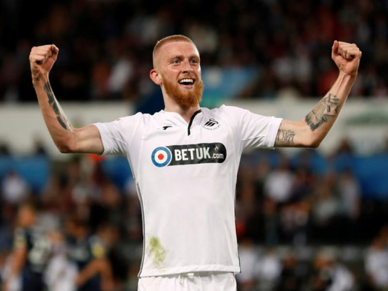 Sheffield United set to offer improved bid for Swansea's Ollie McBurnie