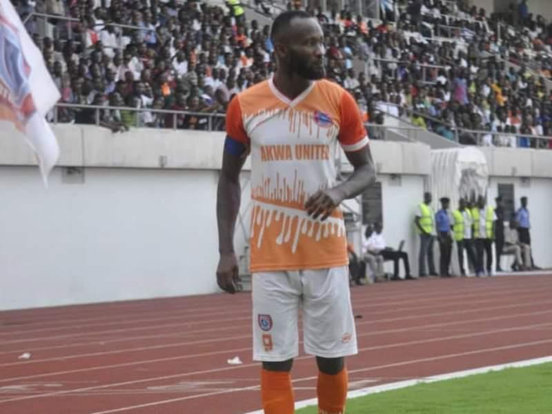 NPFL: Mfon Udoh close to winning Golden Boot award