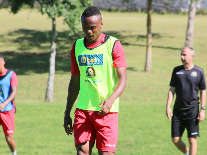 Miheso starts as Gor Mahia name team to take Bandari