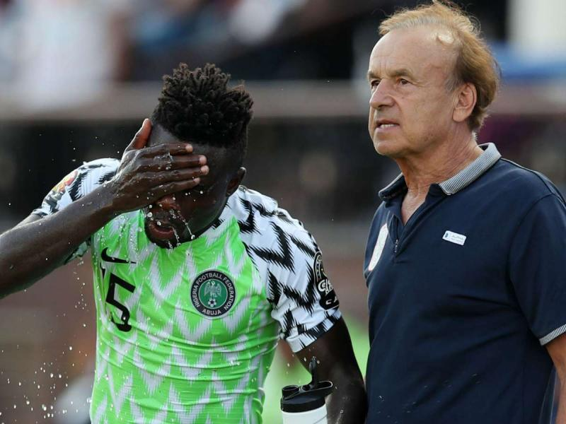AFCON 2019: Super Eagles' Moses Simon wants a fight back against Tunisia