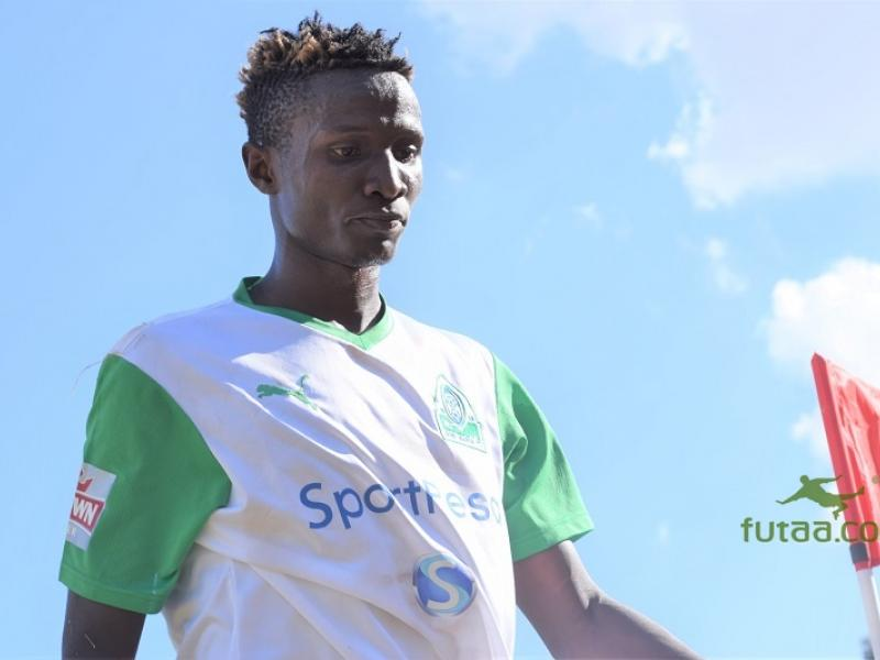 Gor Mahia new players jersey numbers revealed