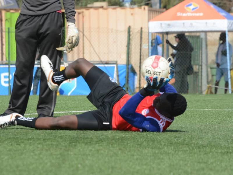 Uganda Cup: Muwanga buoyant after shielding Express against Police attack