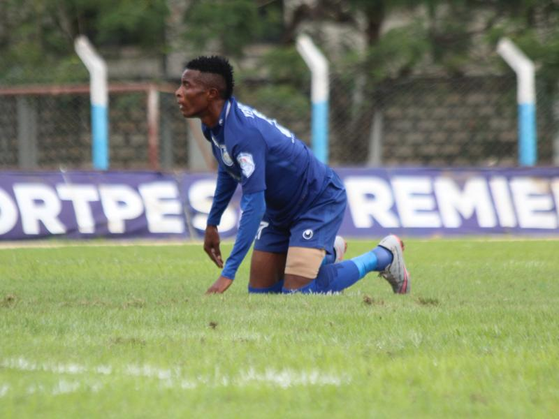 Yema Mwana scores twice as Bandari beat Chemelil at Mbaraki