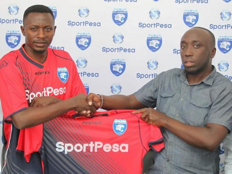 Dropped AFC Leopards keeper joins Rwandese side