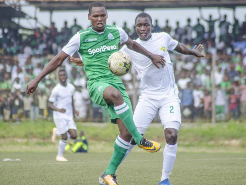 Gor Mahia vs Kariobangi Sharks moved to a new venue