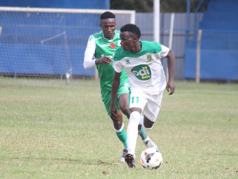REPORTS: Mathare United winger joins Egyptian side