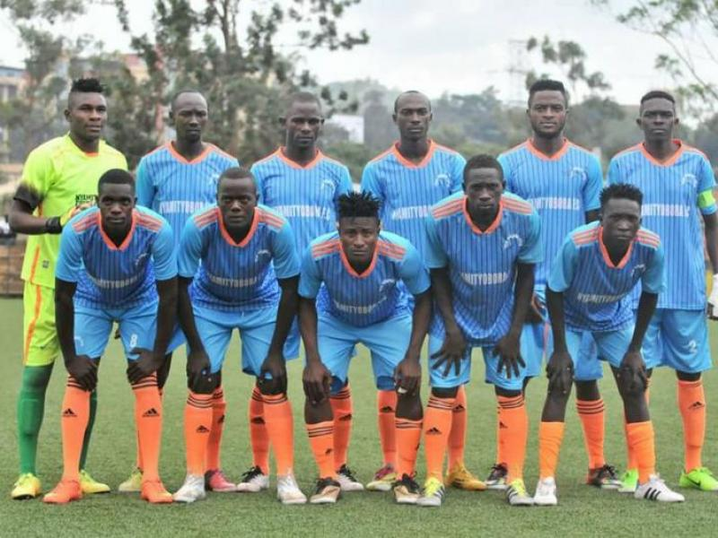 Nyamityobora need to win remaining fixtures to survive relegation