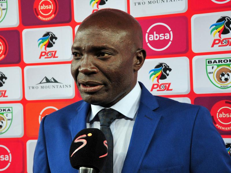 Baroka coach Nyirenda supports Chipezeze after AFCON blunders