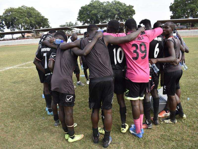 Nzoia Sugar coach blame lack of concentration in Tusker draw
