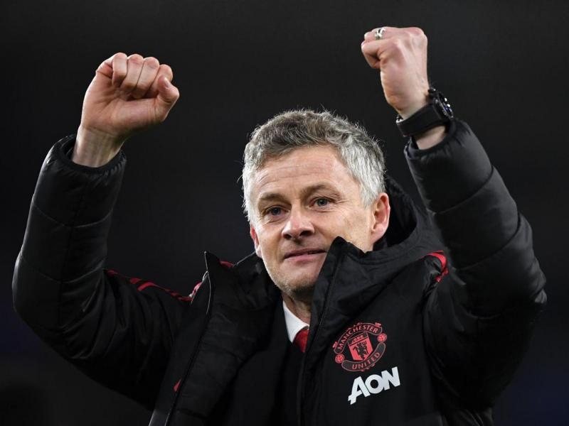 Solskjaer: Man United finally got a real test