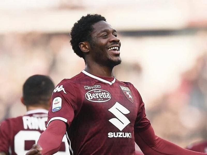 Super Eagles defender set for 29th Serie A appearance for Torino Vs Sassuolo
