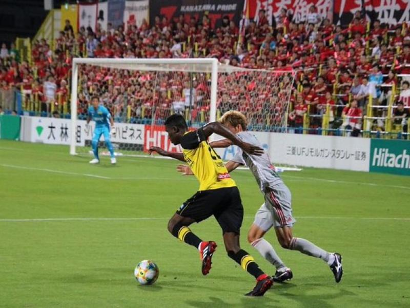70 Minutes for Olunga in Kashiwa win