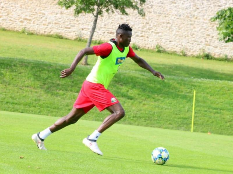 REPORTS: Harambee Stars set to miss the services of Michael Olunga in Comoros tie