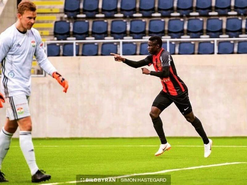Harambee Stars Abroad: Eric Johana in as IF Bromma ease relegation woes