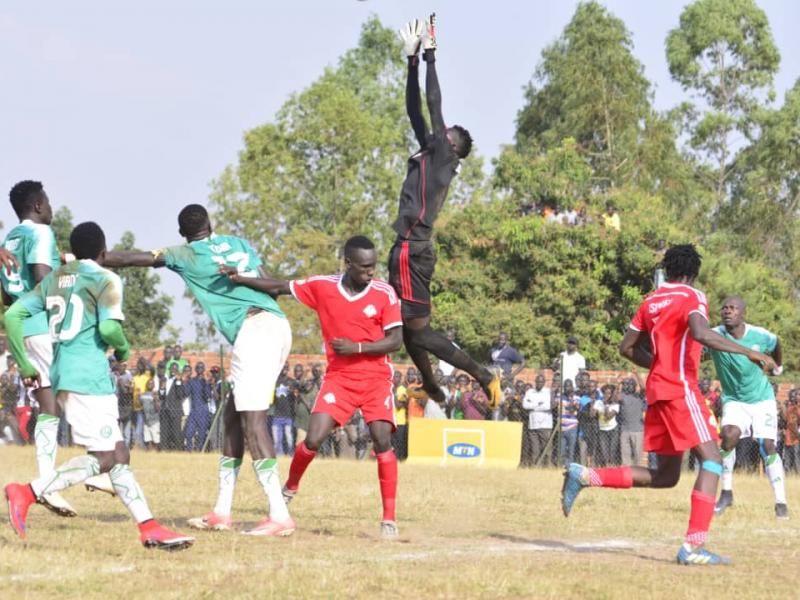 Kirinya earn first point from Onduparaka away