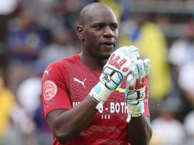 CAF CL: Onyango concedes as Sundowns ascend to group summit