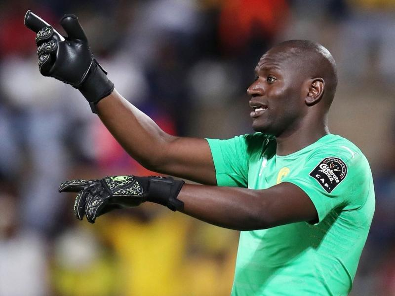 CAF CL: Onyango returns as Sundowns bounce to first win
