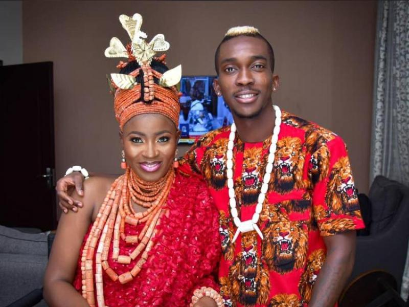 Super Eagles winger Onyekuru to tie knot with girlfriend